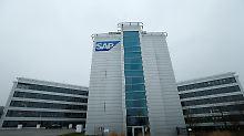 SAP-Hauptsitz in Walldorf.