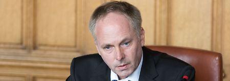 Angeklagt: Niels Stolberg.