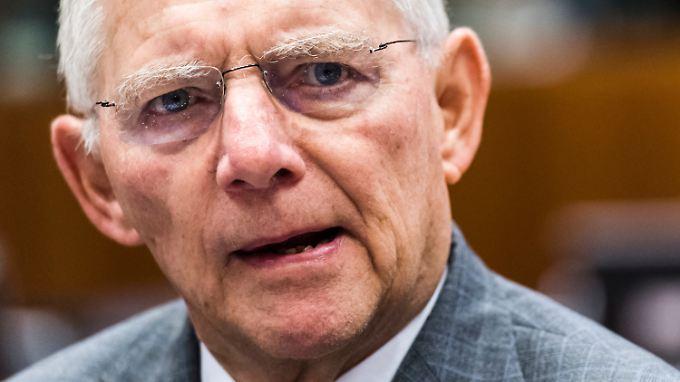 Wolfgang Schäuble sieht Mindeststandards von der Türkei missachtet.