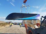Musk prahlt mit Hyperloop-Zusage: In 29 Minuten von New York nach Washington
