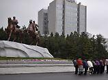 Reisebüros vorab informiert: USA planen Verbot für Nordkorea-Reisen