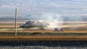 Geplanter Einmarsch in Syrien: Türkei will autonomen Kurdenstaat verhindern