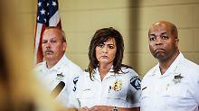 Tödliche Schüsse in Minneapolis: US-Polizeichefin tritt zurück