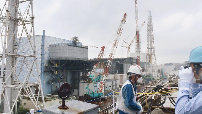Das Atomunglück von Fukushima war das schwerste derartige Unglück seit der Katastrophe von Tschernobyl 1986.