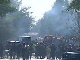 Tote und Verletzte in Kabul: Attentäter zündet Bombe im Berufsverkehr