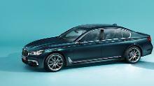 Nobles zum Jubiläum: BMW bringt 7er als limitierte Edition