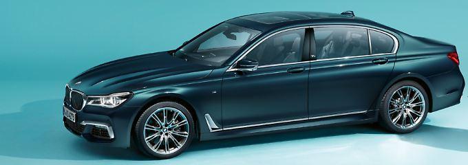"""Nobles zum Jubiläum: BMW bringt 7er als limitierte """"Edition 40 Jahre"""""""