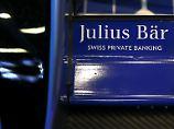 Der Börsen-Tag: Julius Bär nimmt Banken mit auf Höhenflug