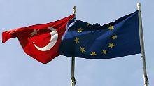Im Streitfall mit Deutschland: EU warnt Türkei vor wirtschaftlichen Folgen