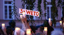 Nach Veto von Polens Präsident: Duda stimmt Justizreform in Teilen zu