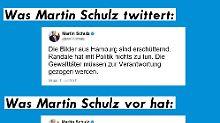 Erfundene Schulz-Aussage: Gericht verbietet Tweet der Jungen Union