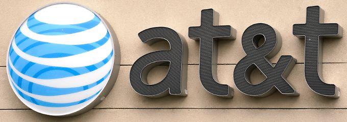 Trotz Umsatzrückgang: AT&T punktet mit Gewinnplus bei Anlegern