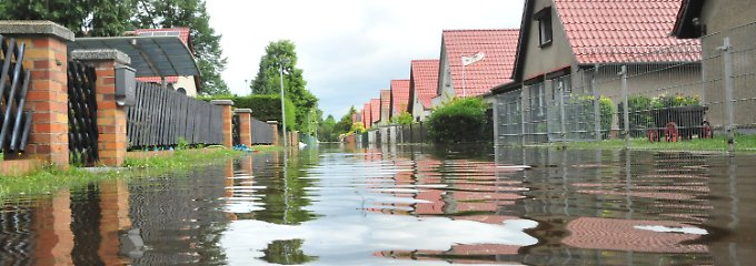 Wetterextreme nehmen weiter zu: Dieser Regen-Sommer bleibt keine Ausnahme