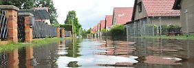 Wetterextreme nehmen weiter zu: Regen-Sommer keine Ausnahme mehr