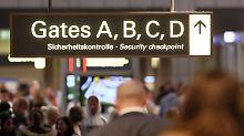 EuGH: Verstoß gegen Datenschutz: Geplantes Fluggastdaten-Abkommen gekippt