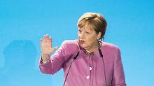 Mehr Unterstützung für Italien: Merkel will Flüchtlingskontingent erhöhen
