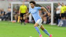 Der Sport-Tag: Leroy Sané bricht Speedrekord der Premier League