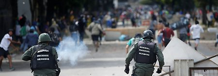 Generalstreik in Venezuela: 16-Jähriger stirbt durch Kopfschuss