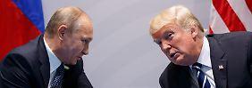 Neue Russland-Sanktionen: US-Kongress setzt Trump unter Druck