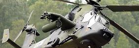 Hubschrauberabsturz in Mali: Piloten soll es an Routine fehlen