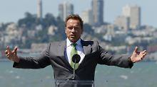 """""""Anderen Gang einlegen"""": Schwarzenegger rät Trump zum Lesen"""