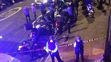 Mehr Säure-Attacken in London: Kriminelle attackieren Opfer mit Chemikalien