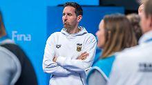 """WM nur noch Nebensache: """"Intrige"""" wühlt deutschen Schwimmsport auf"""