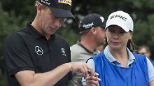 Spektakel bei European Open: Golfprofi Siem brilliert mit Hole-in-One