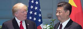 Atomstreit mit Nordkorea: Trump kritisiert chinesische Untätigkeit