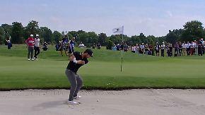 Highlights der European Open: Star-Golfer liefern sich dramatisches Finish