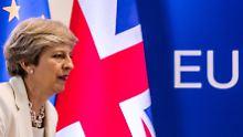 Die britische Regierung von Theresa May ist offenbar zu einer Brexit-Zahlung von bis zu 40 Milliarden Euro an die EU bereit.