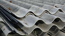 Krebserreger in Baustoffen: Asbest ist unvergänglich - auch in der Lunge