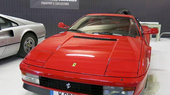 """Ferrari darf die Marke """"Testarossa"""" in Zukunft nicht mehr nutzen."""