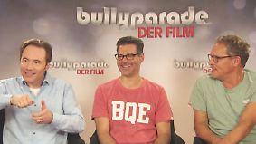 """Die Stars der """"Bullyparade"""" im Interview: """"Wir waren nicht erfolgreich"""""""