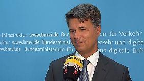 """BMW-Chef Krüger zum Dieselgipfel: """"Wir haben immer gesagt, wir manipulieren nicht"""""""