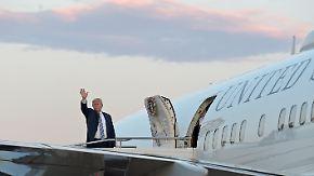Zwei Wochen Golfen: Russlandaffäre verfolgt Trump in den Urlaub
