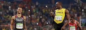 Das bringt die Leichtathletik-WM: Bolt läuft heiß, Harting will den Coup