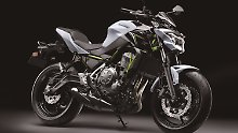 """Neue Kawasaki Z650: """"Erna"""" wird erwachsen"""