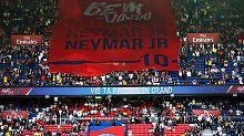 Weltmeister Draxler vorm Aus?: Neymar-Wahnsinn überstrahlt Pariser Sieg