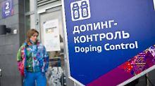 """""""Valide Methode gefunden"""": IOC meldet Fortschritt bei Sotschi-Ermittlung"""
