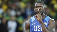 """""""Derbes Erwachen"""" für Bolt & Co.: US-Stars sprinten Jamaika in die """"Schande"""""""