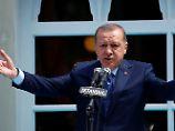 Erneut Terrorvorwürfe an Berlin: Erdogan will Deutschland überholen