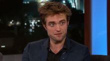 Jetzt doch kein Hunde-Sex?: Robert Pattinson schämt sich