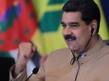 Umwälzung in Venezuela: Maduro kann auf das Militär zählen