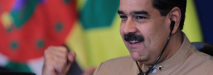 Wende in Venezuelas Machtkampf?: Maduro zu Gesprächen mit Opposition bereit