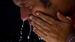 Kliniken überlastet, Trinkwasser knapp: Hitze macht Menschen in Südeuropa zu schaffen