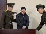 Trotz Streit mit USA: Nordkorea lässt kanadischen Pastor frei