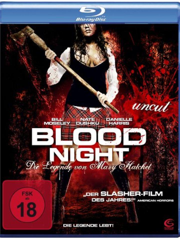 """""""Blood Night: Die Legende von Mary Hatchet"""" ist bei Tiberius erschienen."""