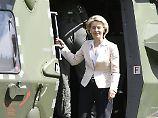 Bendlerblock statt Hannover: Von der Leyen will Bundesministerin bleiben