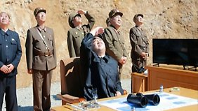 Nur Show oder bitterer Ernst?: Nordkorea brüstet sich mit seinen Raketen